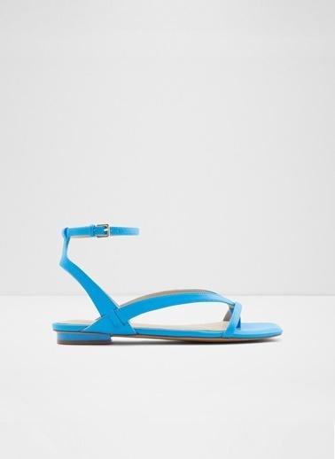 Aldo Rhigoni - Mavi Kadin Sandalet Mavi